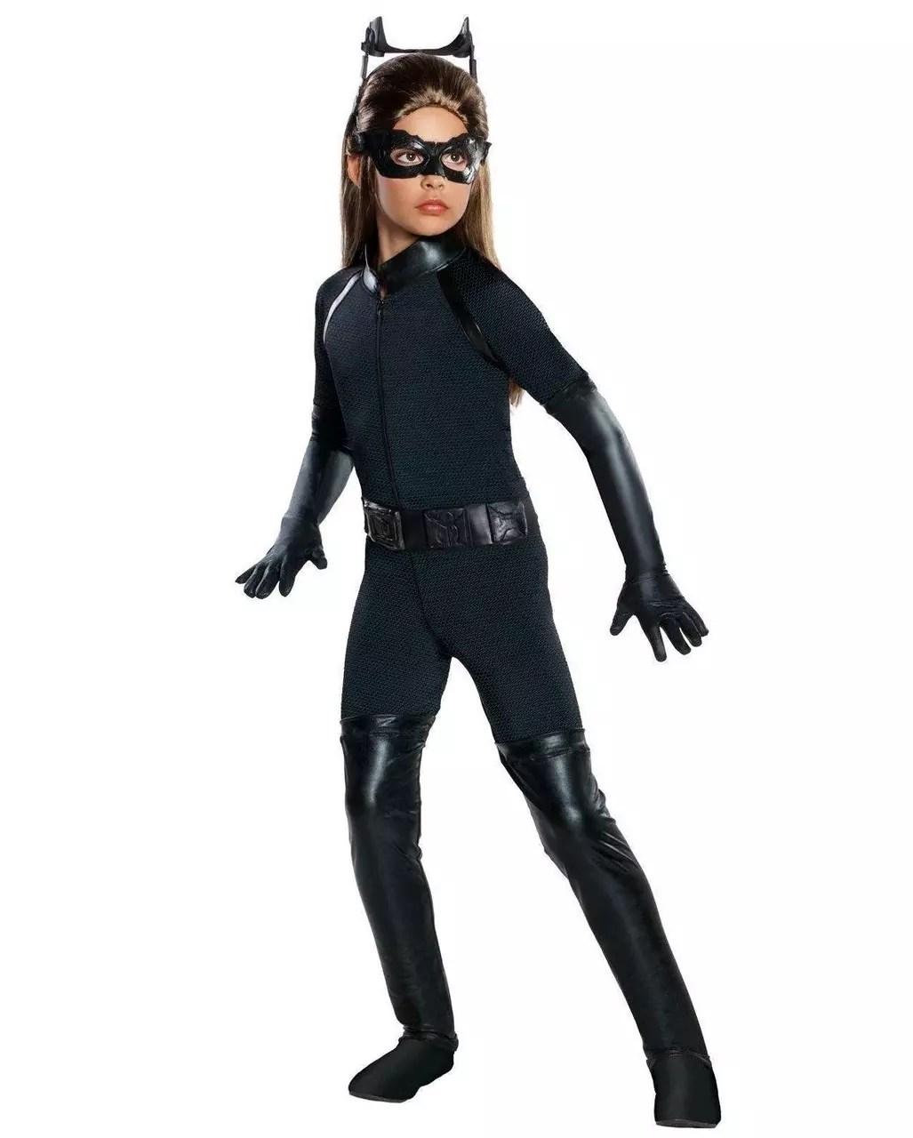 catwoman kostum fur kinder