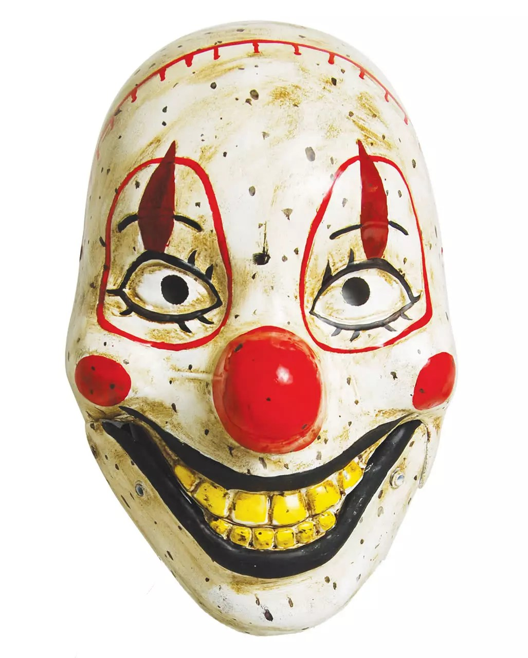 Wanddeko Clown Creepy Clown Doll Mask