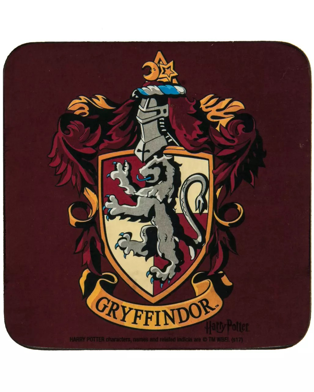 Harry Potter Welches Haus Harry Potter Gryffindor Coaster