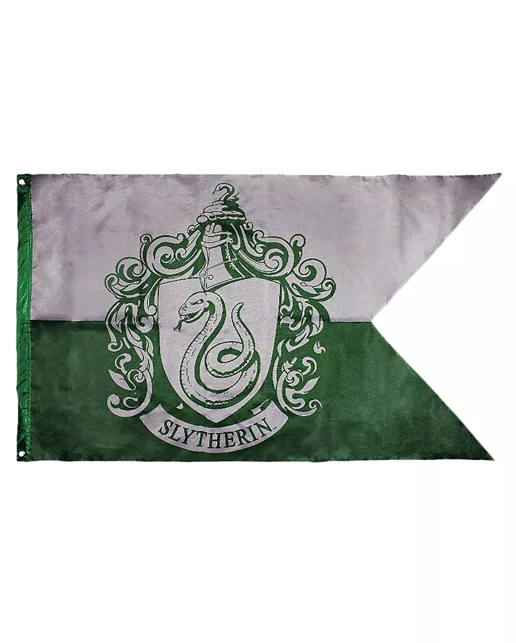 Harry Potter Welches Haus Harry Potter Slytherin Flag