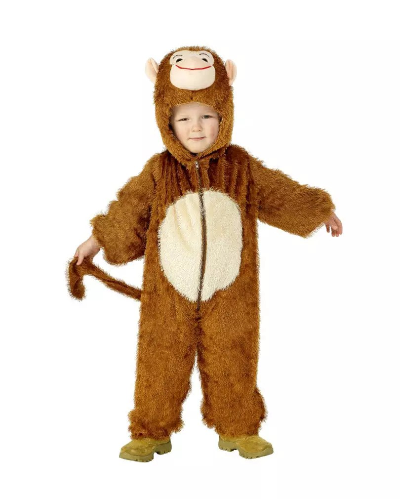 Kinderkostüm Affe Monkeys Kids Costume