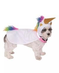 Light Up Unicorn Dog Costume For Halloween | horror-shop.com