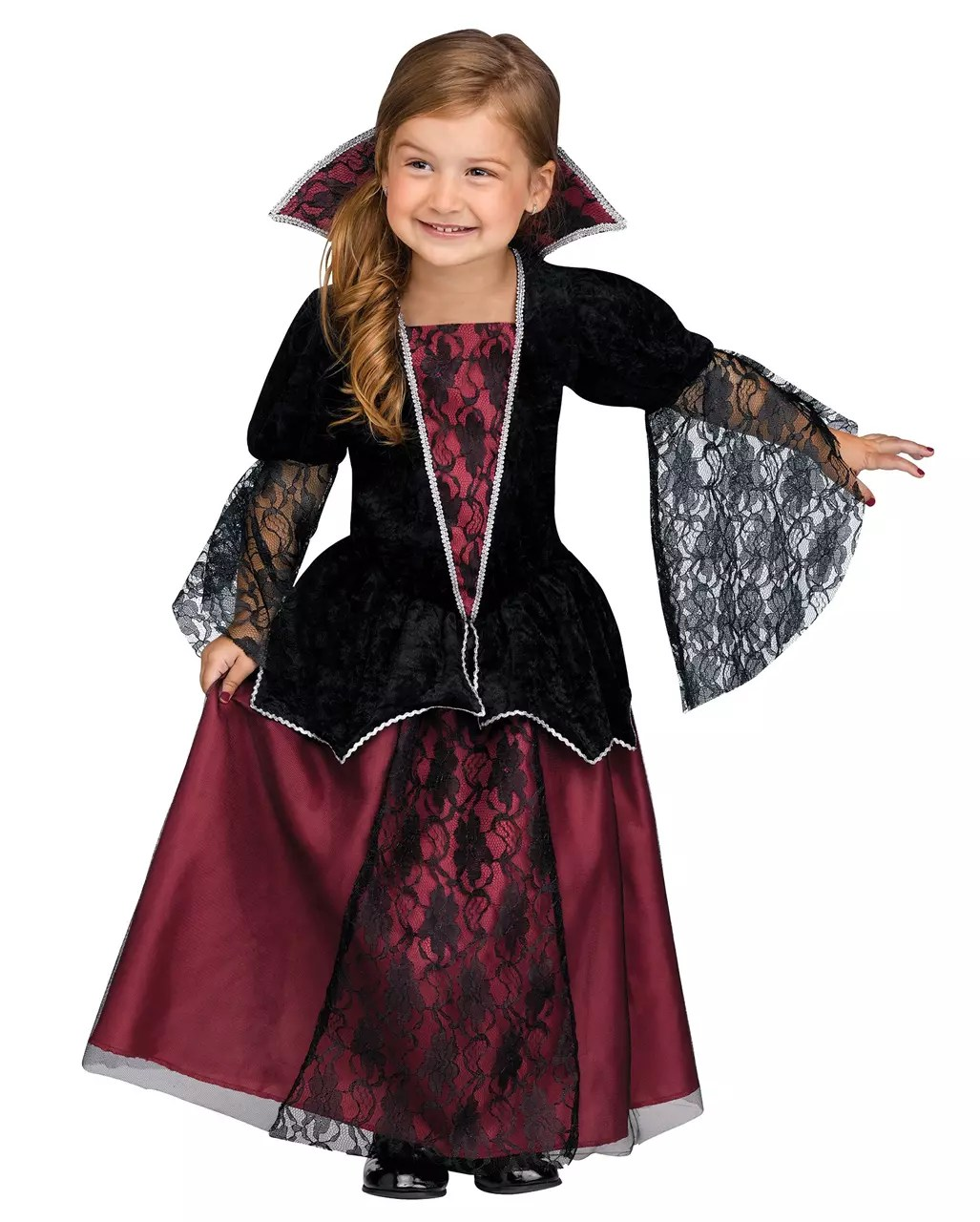 Halloween Kostuem Kinder Vampir Vampire Princess Toddler Costume