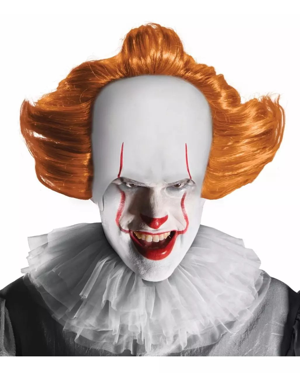Clown Schminken Leicht Pennywise Make Up Set
