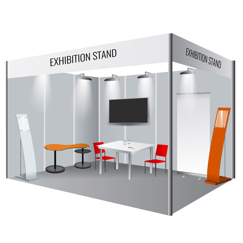 Store Banne 6m X 3m Octonorm Exhibition Stall And Octonorm Stalls Manufacturer