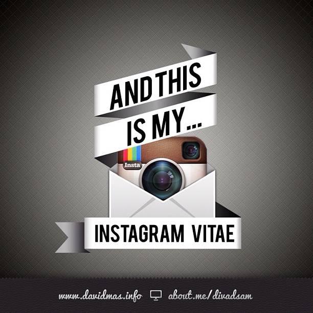 cv instagram france