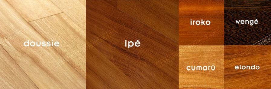 Tarifas de precios de tarima maciza para suelos de interior for Precio tarima madera