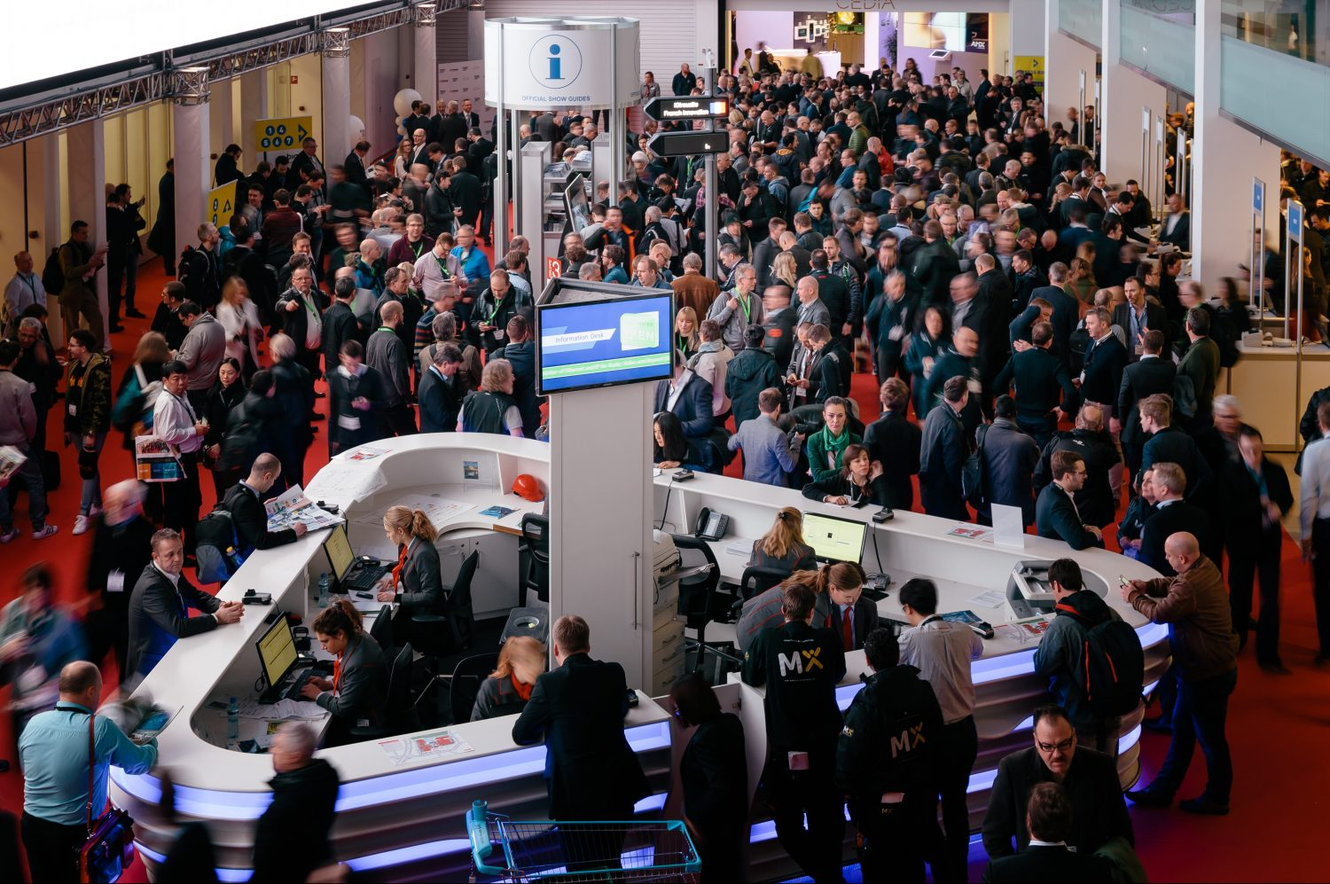 Cedia Exhibitor List Facts And Figures Report Released For Ise 2017