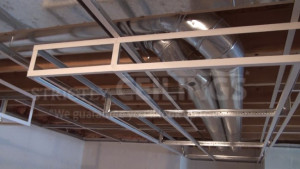 Build Basic Suspended Ceiling Drops Drop Ceilings