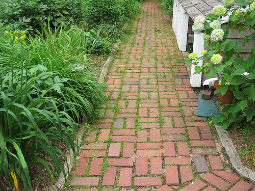 Inexpensive Hardscape Ideas Walkway Materials Guide: Top Ideas + Designs | Install-it