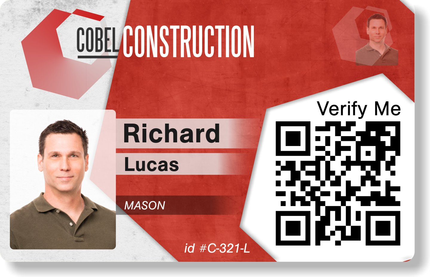 id badges template free
