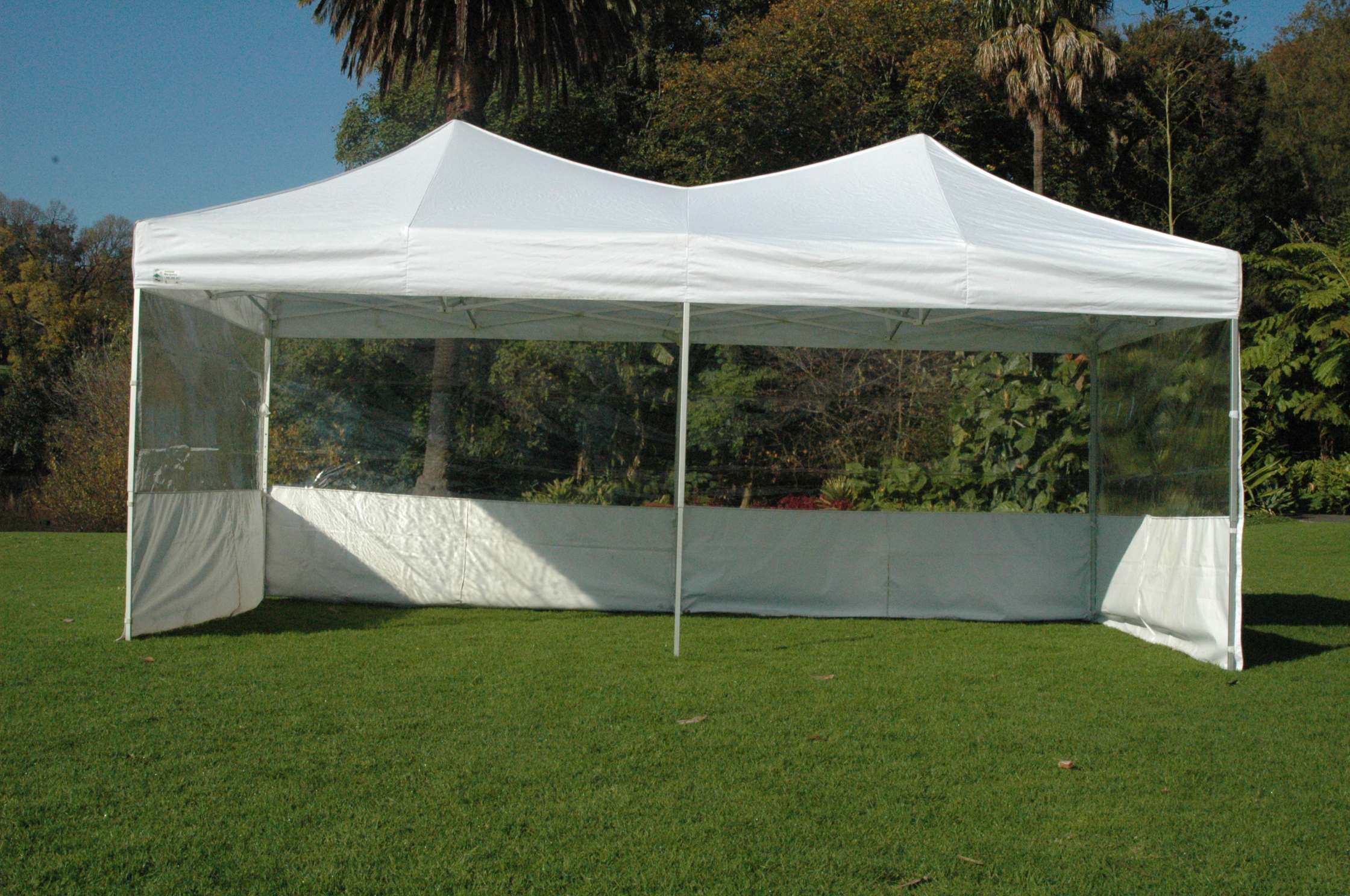 White Umbrella Marquees Photo Gallery Image Gallery Instant Marquees Melbourne