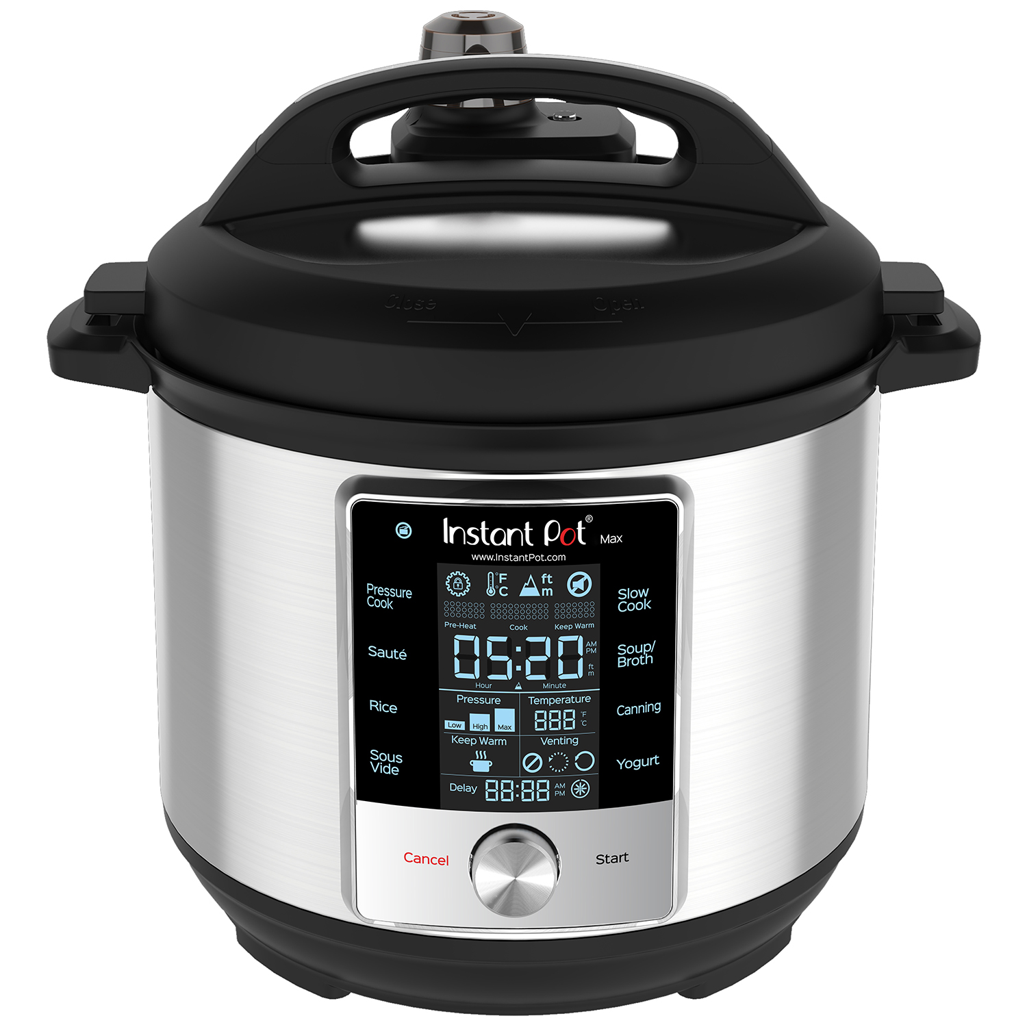 Big W Pressure Cooker Max 6 Qt Instant Pot