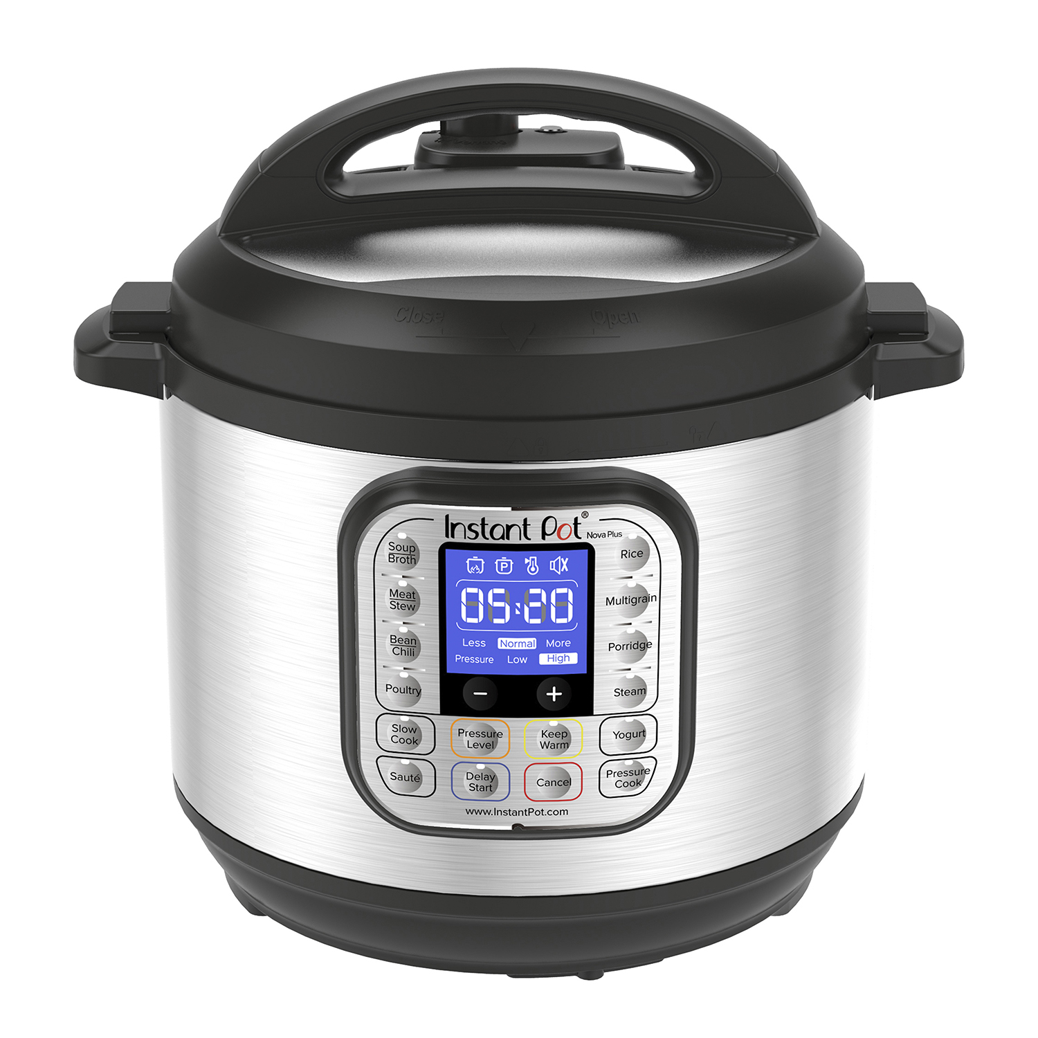 Big W Pressure Cooker Nova Plus 6 Quart Instant Pot