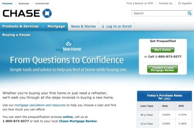What is a Mortgage Landing Page?