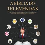 Capa do livro A biblia do televendas - professor isaac martins - instituto isaac martins