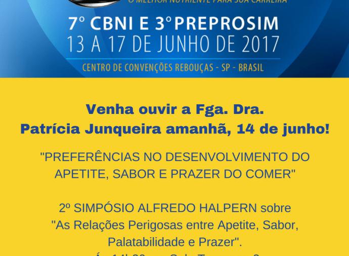 Fonoaudióloga Dra. Patrícia Junqueira dará palestra no Ganepão