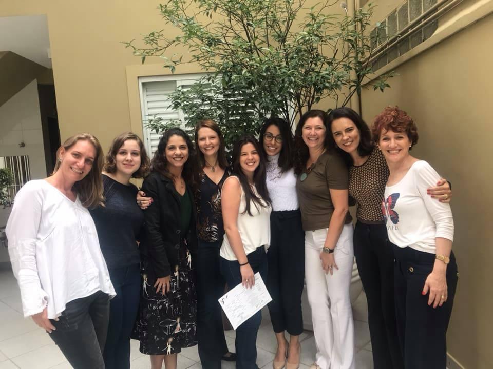Encontro de Mães e Pais de Pacientes do Instituto com equipe da Comunik