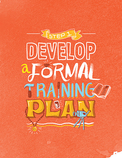 7 Steps to Building a Better Jewelry Salesperson - how to develop a sales training plan