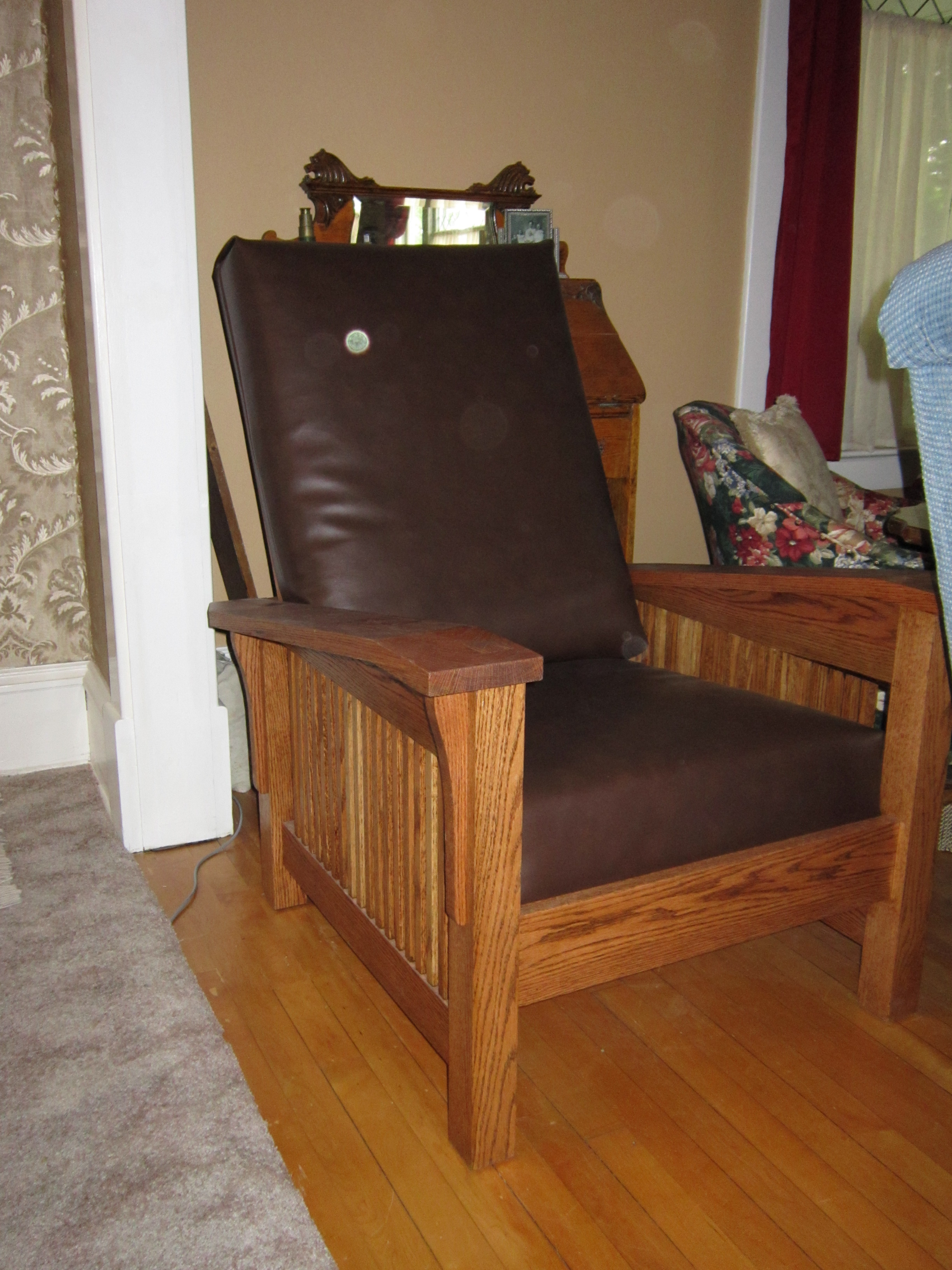 Handmade Mission Style Furniture With Pictures Instructables