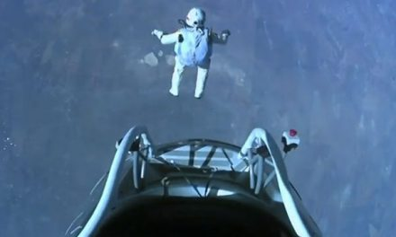 Skydiving from Space – Stratos Videos and Resources for Class
