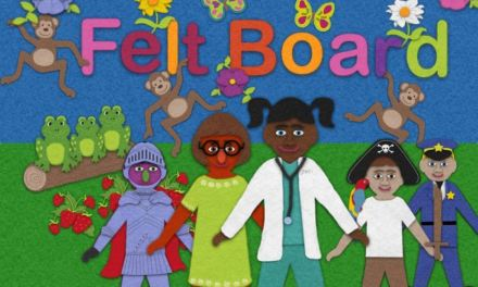 Promote Writing and Storytelling Skills using Felt Board App