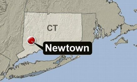 Our prayers to those in Newtown, Connecticut