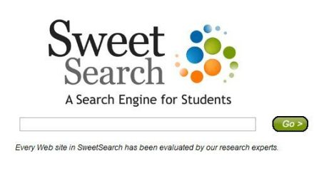 SweetSearch – A Search Engine for Students