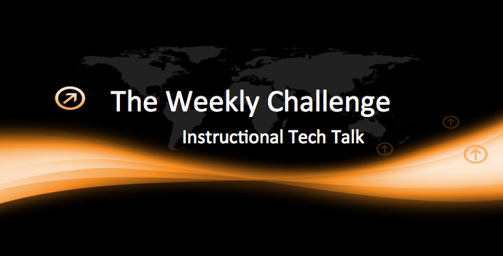 Challenge #2 – Participate in a Twitter Chat