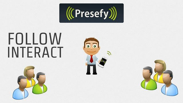 Broadcast your Presentation to Student Devices using Presefy