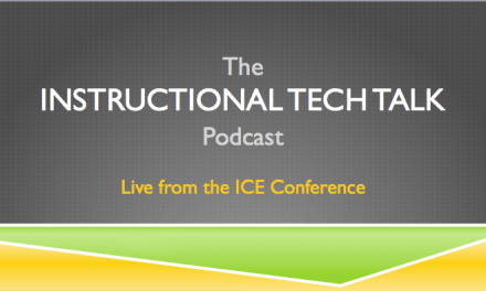 011 – Live from the ICE Conference