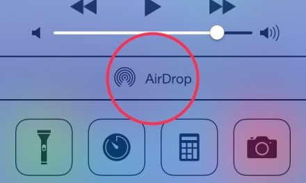 Using AirDrop in the Classroom