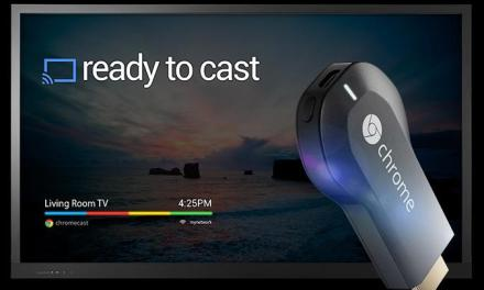 Share Content on Chromecast Without Having Wifi Access Using Guest Mode