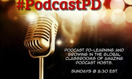 A Great Twitter Chat for Educational Podcasts – #PodcastPD