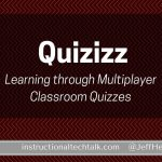 Quizizz: Learning Through Multiplayer Classroom Activities