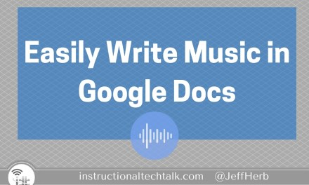 Easily Write Music In Google Docs