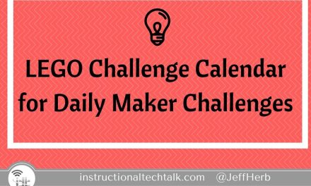 LEGO Challenge Calendar Gives Kids Daily Maker Challenges