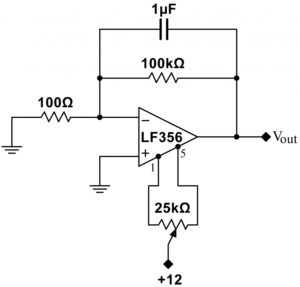 dc offset adjustment electronics forum circuits projects and