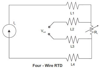 three wire rtd wiring diagram for