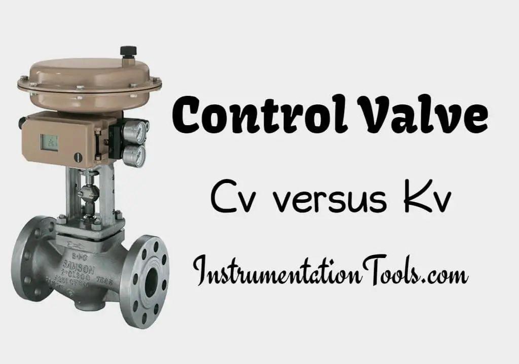 conversion cv kv