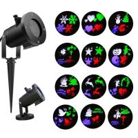 Outdoor Moving LED Halloween Light Projector Landscape ...