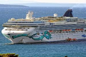 Norwegian cruise (I)