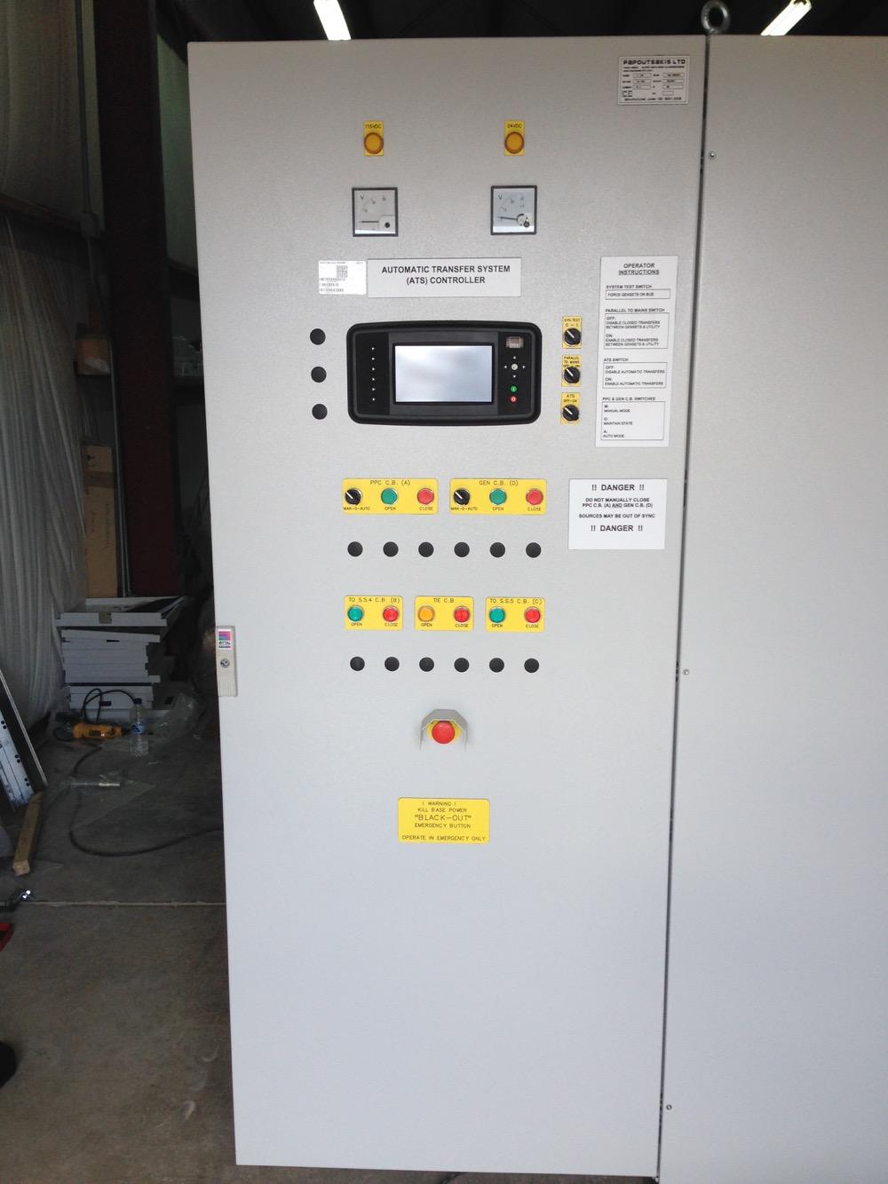Automation Control Automation And Control Panels Insula Electric