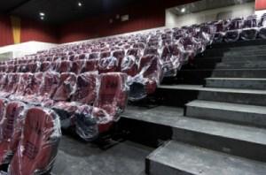 Stadium Seating Insulfoam EPS