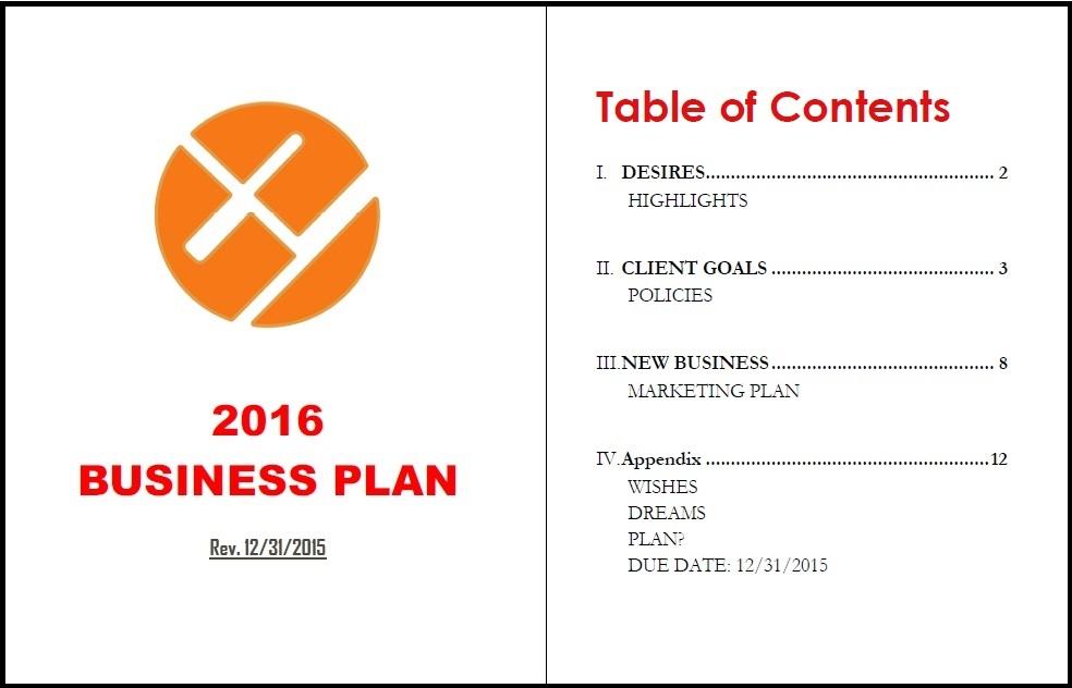 Make Your Business Plan A Living Document - InsuranceNewsNet