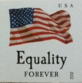 Equality stamp