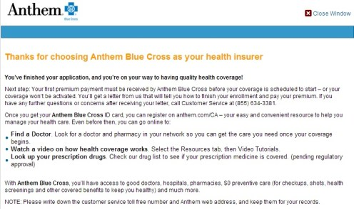Anthem Blue Cross Payment Phone number 855-634-3381, 800-333-0912