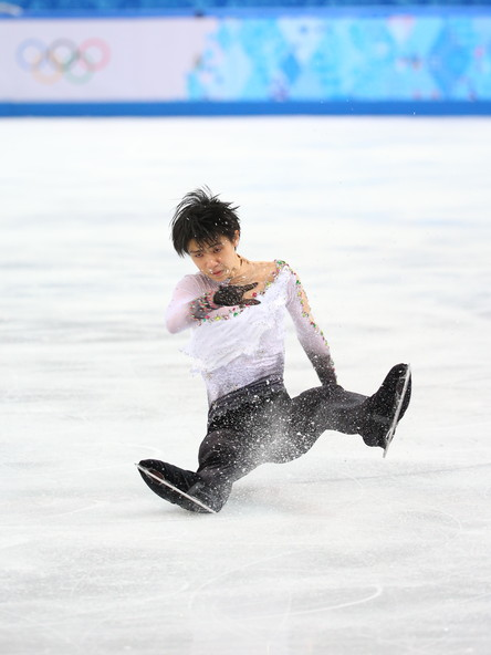 Free Early Fall Wallpaper Hanyu Wins Men S Figure Skating Gold The New York Times