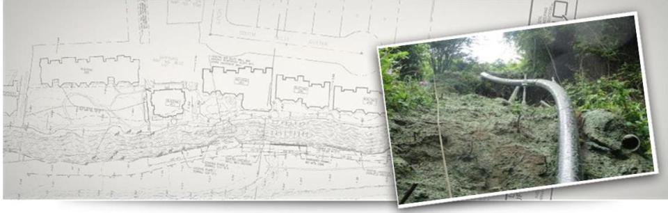 Integral Construction Milgard Storm Pipe Erosion Integral Construction Seattle & Puget Sound Foundation,