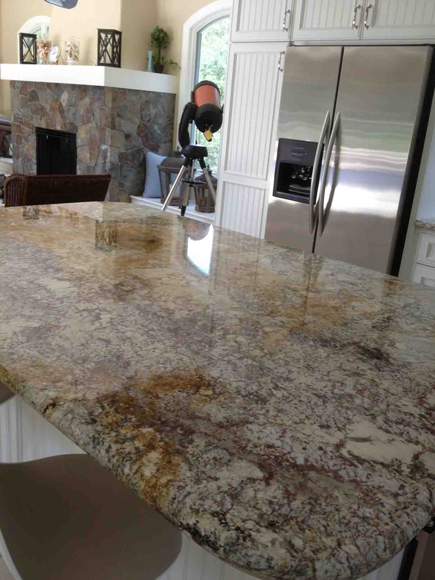 Natural Way To Clean Granite Countertops Granite Countertop Maintenance Care Of Granite Counters